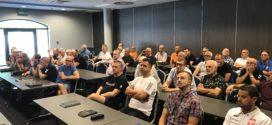 Konferencja szkoleniowa delegatów w Olsztynie