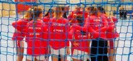 Juniorki młodsze na 2. miejscu w Zakopanem