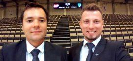 Jerlecki-Łabuń zadebiutują w Lidze Mistrzów