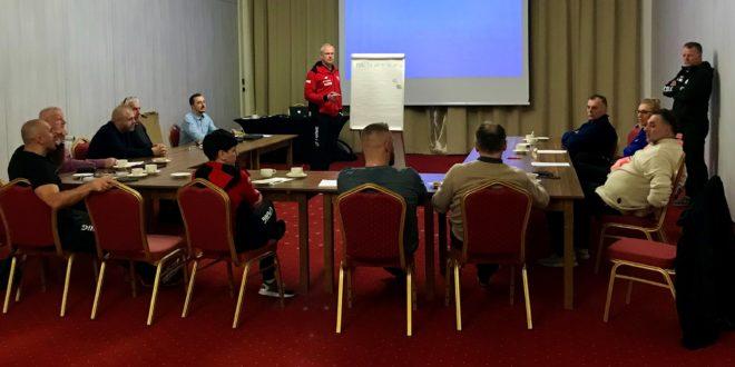 Warsztaty trenerskie w Kielcach