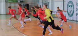 Kadry kobiet trenują w Kielcach