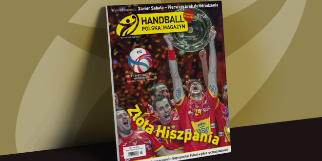 Nowy numer magazynu Handball Polska | nr 145