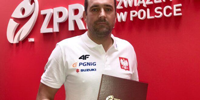 Paweł Wita trenerem głównym kadry M2000