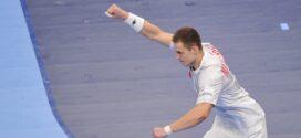 Maciej Majdziński: Bardzo potrzebujemy gry z najlepszymi