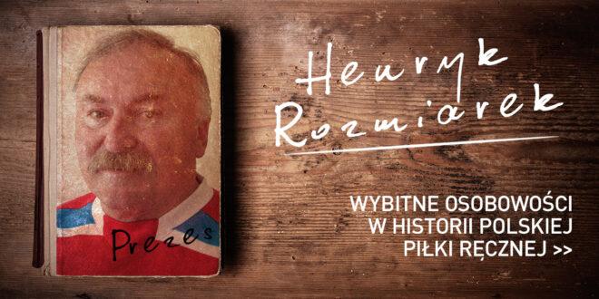 Henryk Rozmiarek – trzykrotny olimpijczyk, brązowy medalista z Montrealu