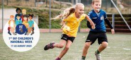IHF Children's Handball Week – szkolenia on-line