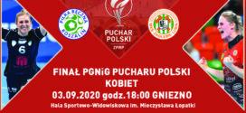Lista akredytacyjna na PGNiG Puchar Polski kobiet w Gnieźnie