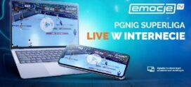 Internetowe transmisje ze wszystkich meczów PGNiG Superligi