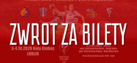 Finał PGNiG Pucharu Polski – zwrot za bilety