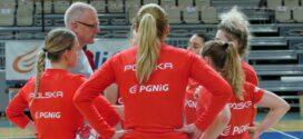 Zgrupowanie kadry narodowej kobiet w Koszalinie