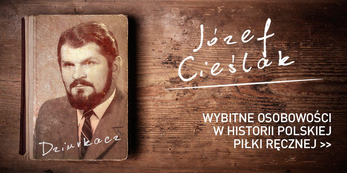 """Józef Cieślak – Nestor polskiej """"siódemki"""""""