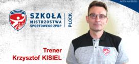 Krzysztof Kisiel nowym trenerem w SMS ZPRP Płock