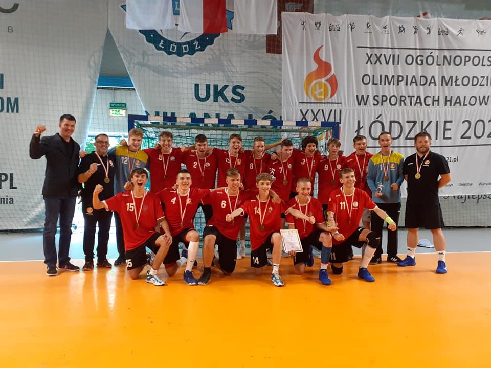 Zawodnicy Mazowsza wygrali OOM Łódzkie 2021