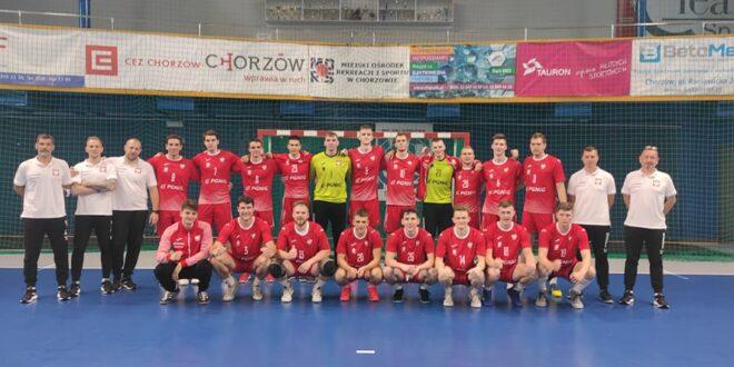 Juniorzy pokonali Słowaków