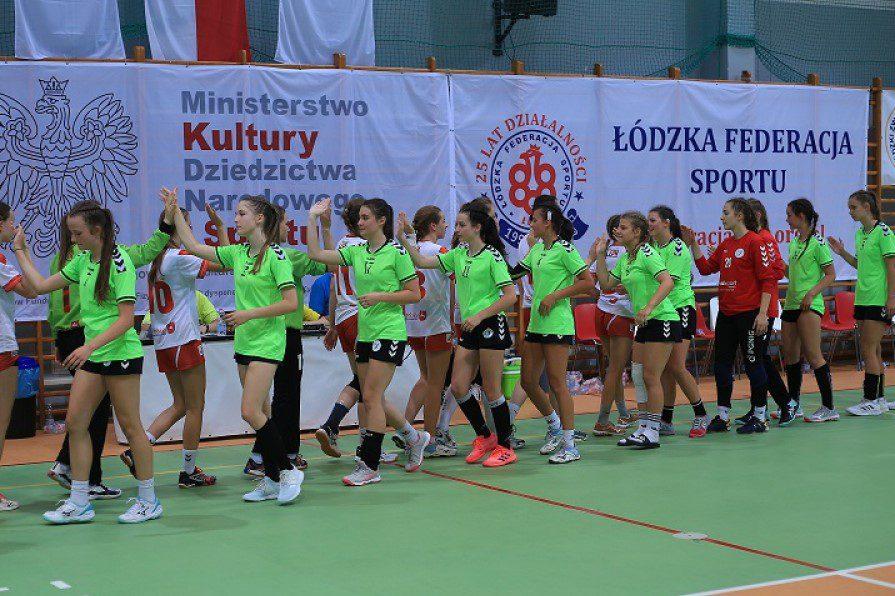 Piłkarki z Dolnośląskiego najlepsze w OOM Łódzkie 2021