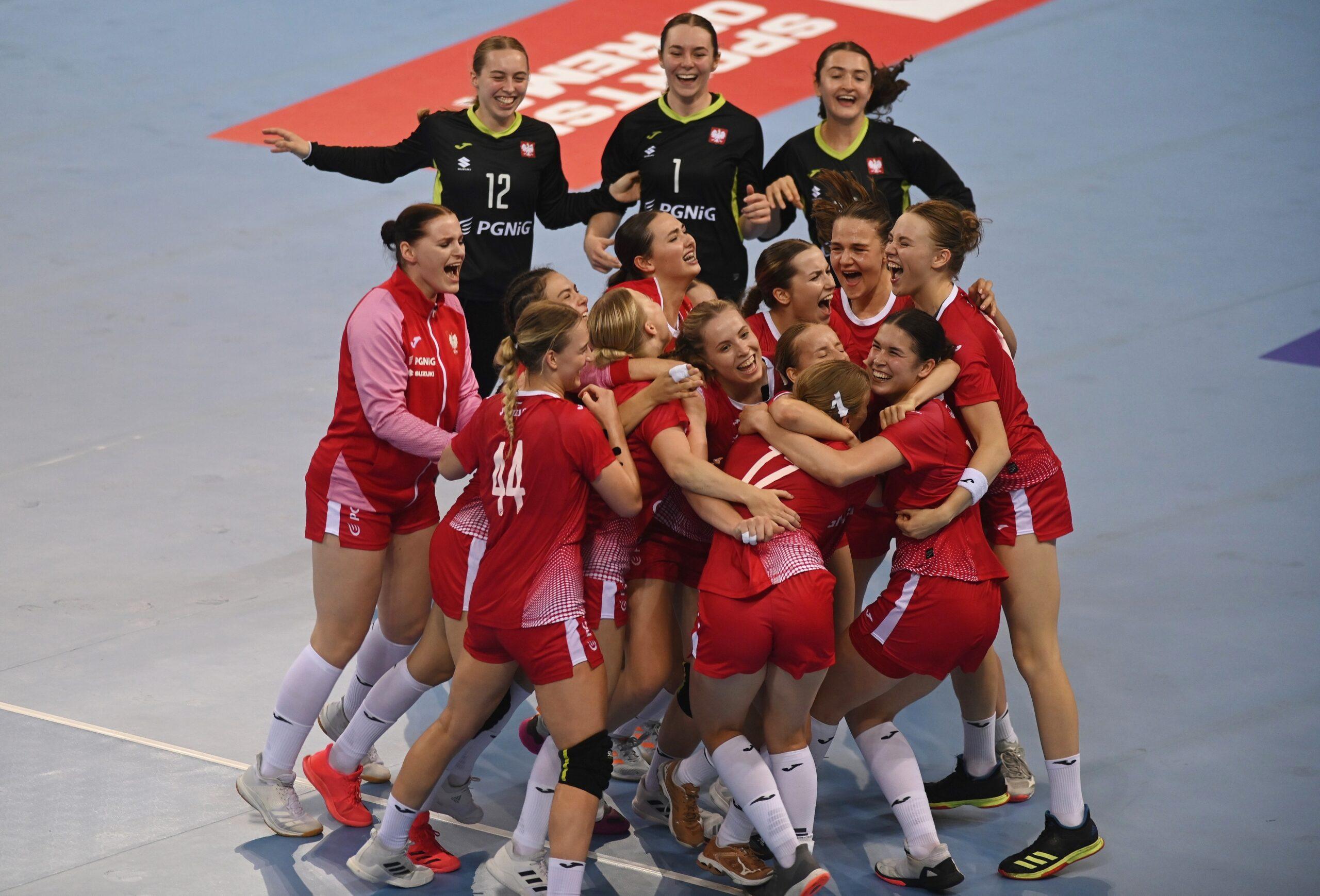 Polki w finale EHF Championship W19!
