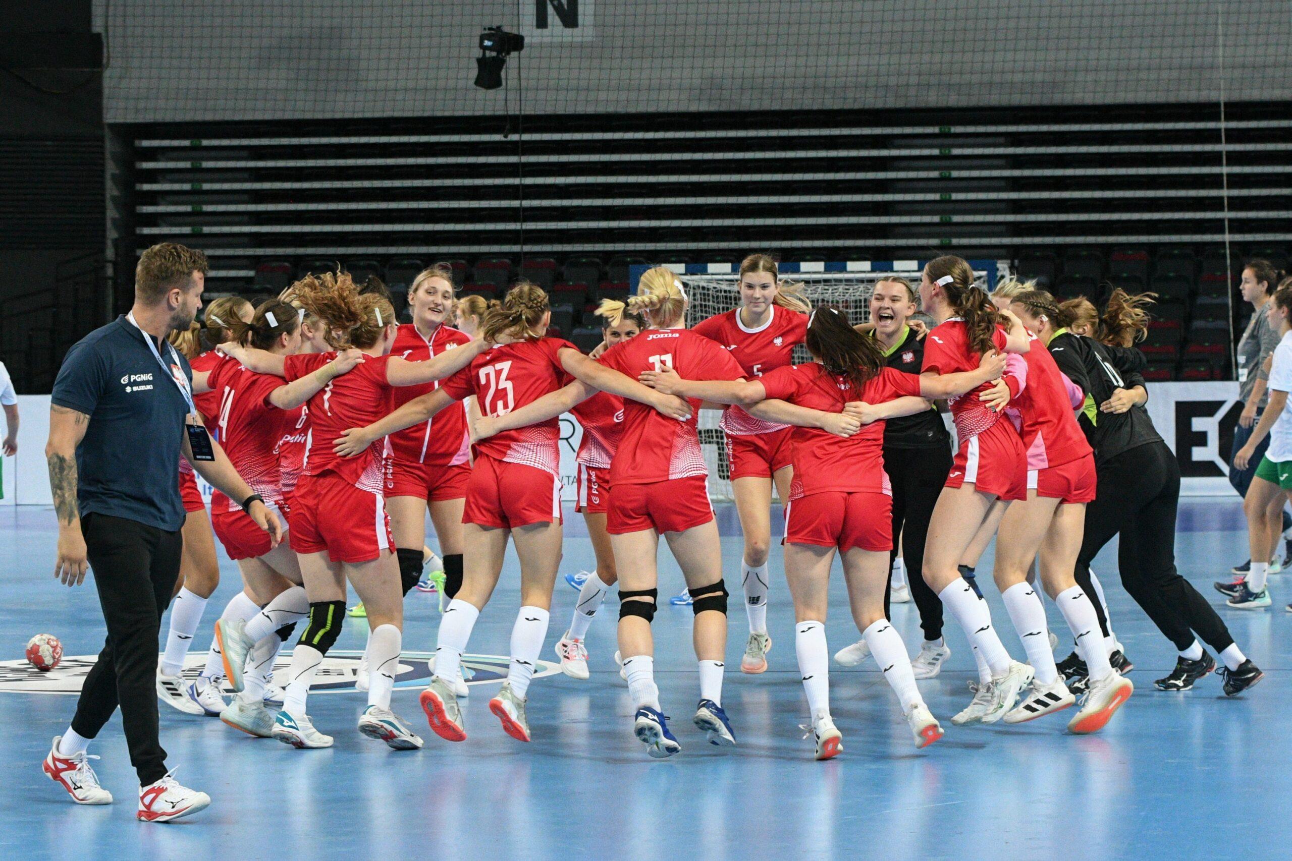 Juniorki z drugą wygraną w Kłajpedzie