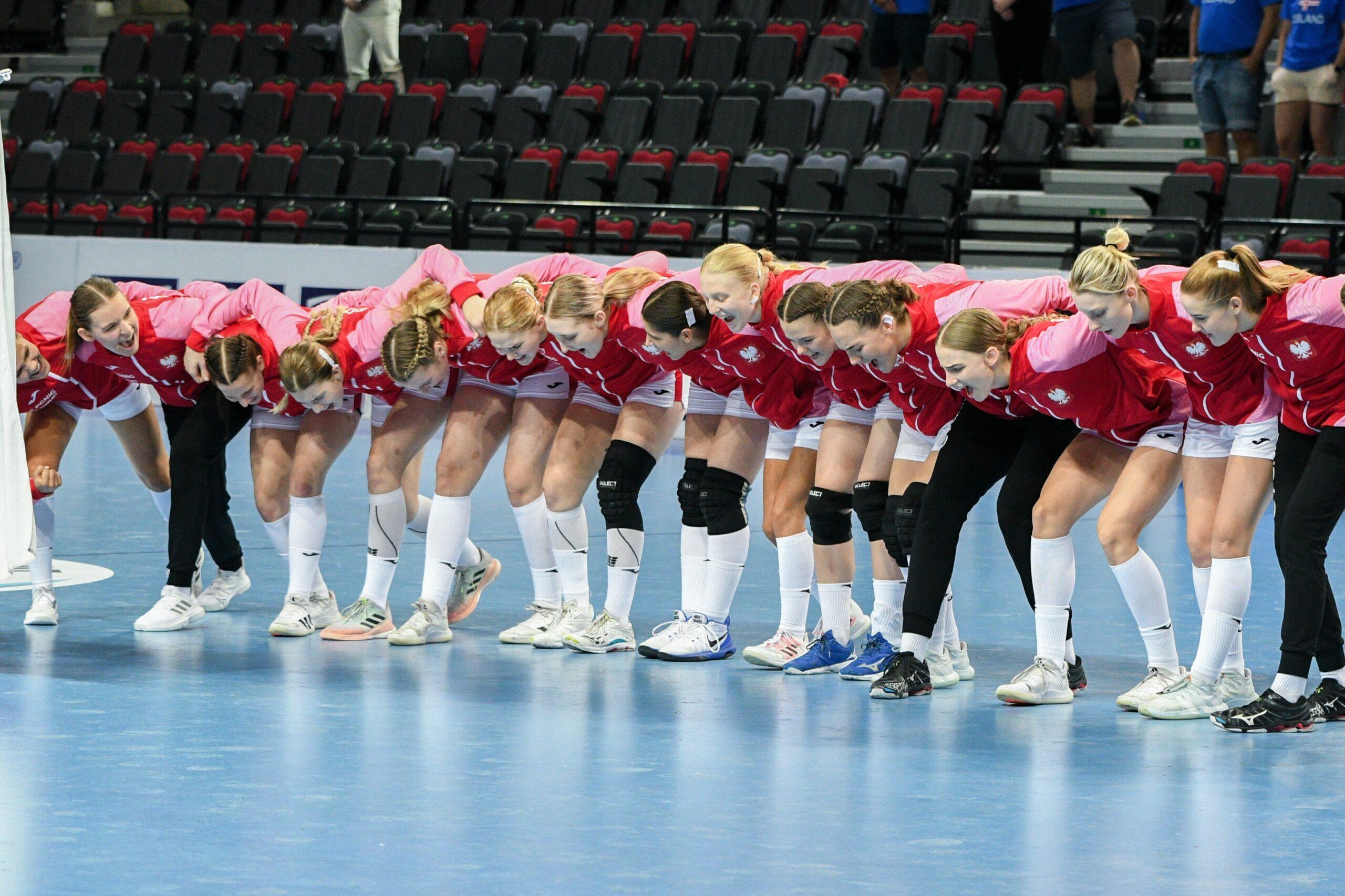 Zwycięski remis polskich juniorek