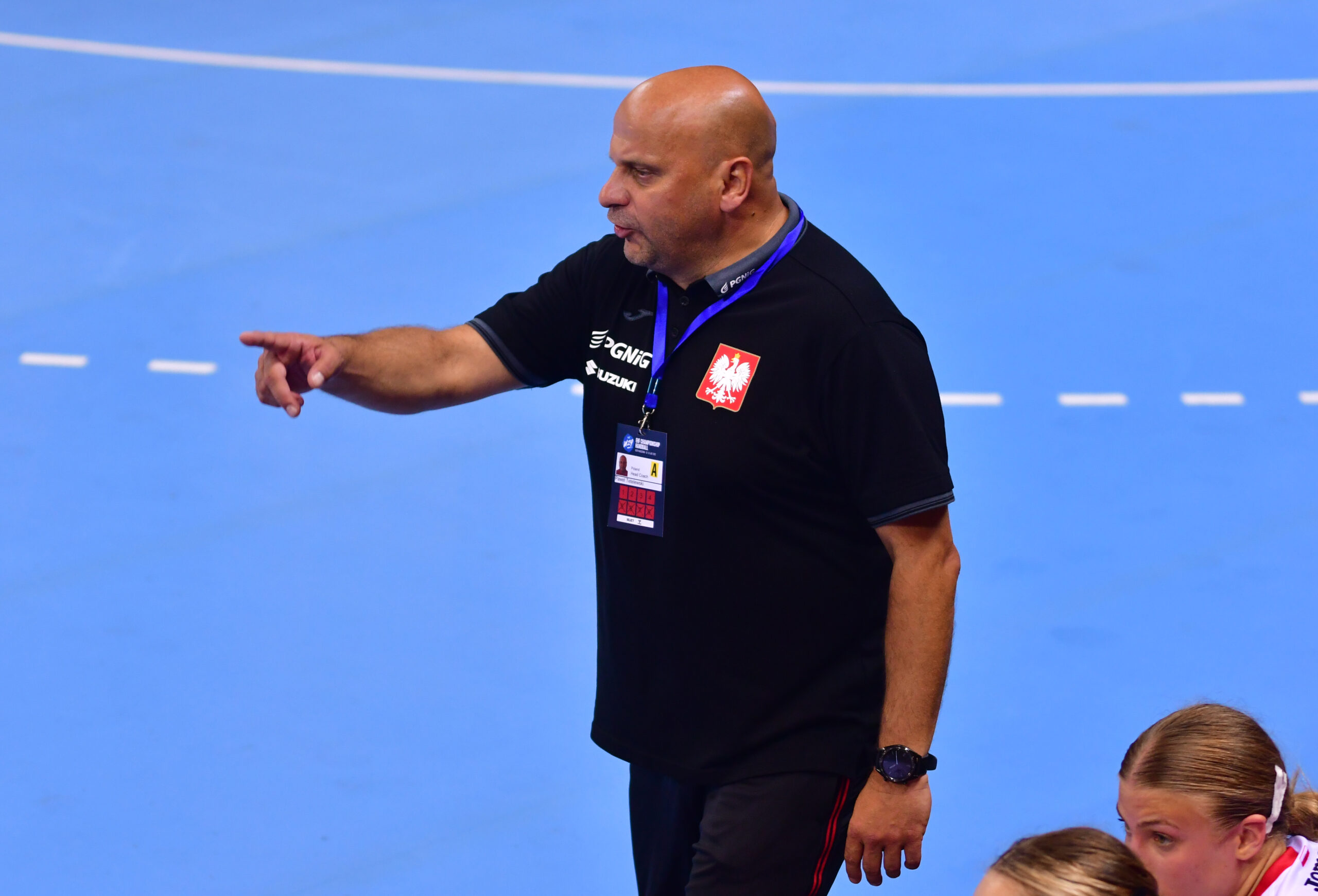 Paweł Tetelewski przed EHF Championship W19