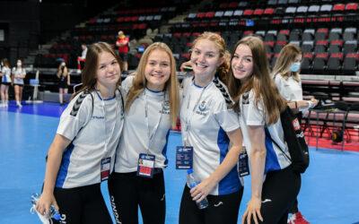 Reprezentantki i reprezentanci Polski docenieni przez EHF
