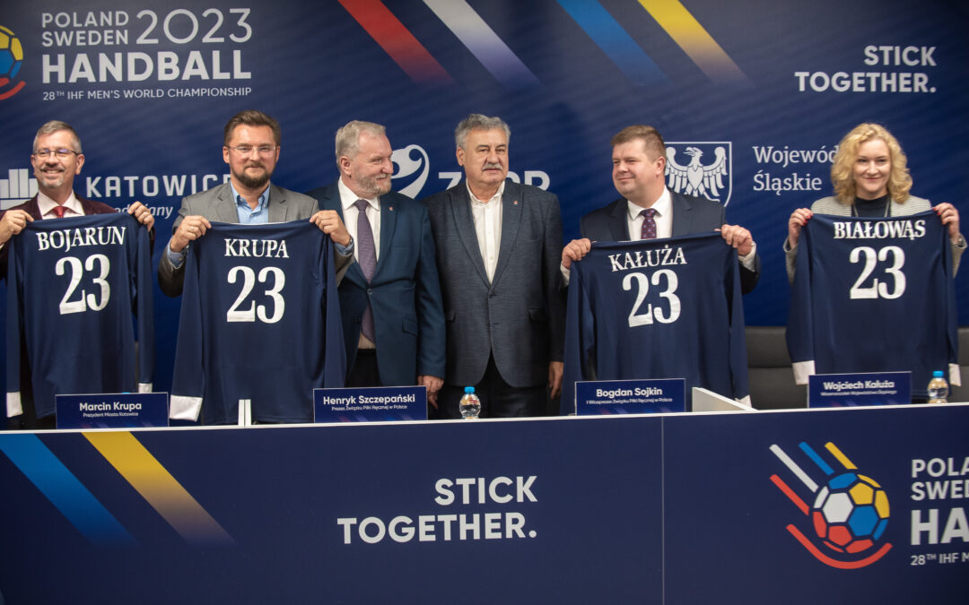 Śląsk i Katowice gospodarzami mistrzostw świata