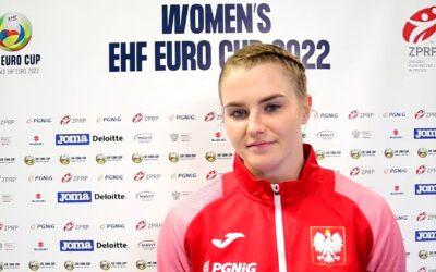Wypowiedzi zawodniczek po meczu z Litwą