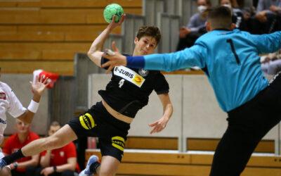 Juniorzy młodsi grają w Niemczech