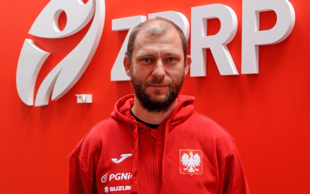 Marcin Wichary dołącza do sztabu szkoleniowego kadry seniorów